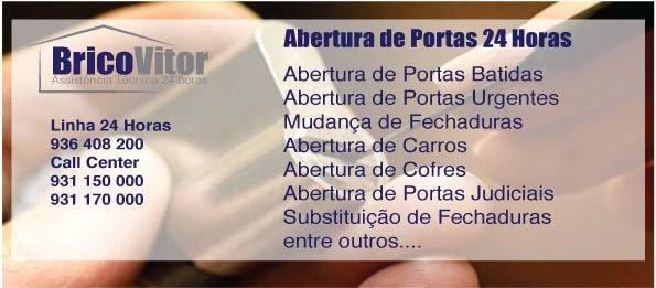 Abertura de Portas – Mudança de fechaduras Pedralva,