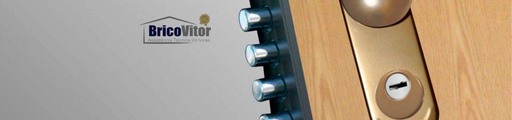 Abertura de Portas – Mudança de fechaduras Fornelos,